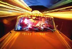 Taxi: i topoi cinematografici