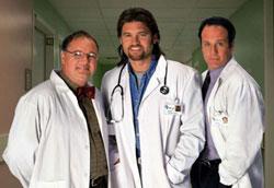 Il cast di Doc