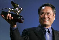 Ang Lee e il Leone d'oro