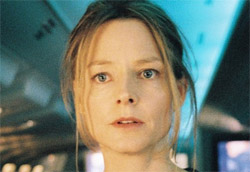 Jodie Foster in Fightplan
