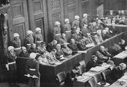 I processi di Norimberga (1945-1949)