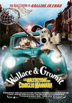 Wallace & Gromit - Seconda Clip