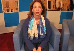 Maria Rita Munizzi, presidente del Moige