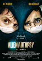 Alien autopsy - Una storia vera - Il trailer