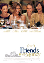 Friends with money - Il trailer