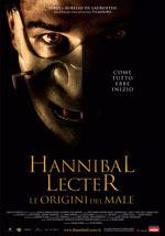 Hannibal Lecter – Le origini del male - Il trailer