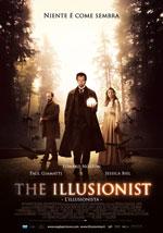 The illusionist - Il trailer
