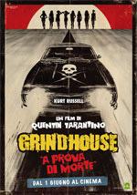 Grindhouse - A prova di morte - Il trailer