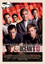 Ocean's thirteen - Il trailer