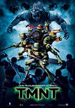 TMNT - Teenage Mutant Ninja Turtles - Il trailer
