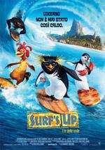 Pinguini sulla cresta dell'onda