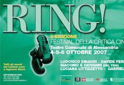 Ring! Festival della critica cinematografica 2007