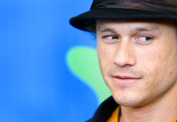 Heath Ledger all'ultima Mostra di Venezia