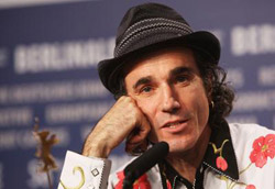Daniel Day Lewis in conferenza stampa