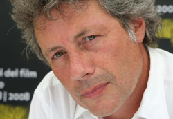 Alessandro Baricco durante la presentazione di Lezione 21