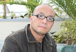 Il regista Jianlin Pan