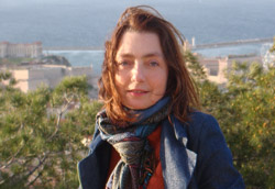 La regista Solveig Anspach