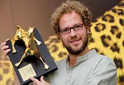 Enrique Rivero, vincitore del Pardo d'oro