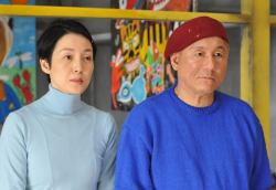 Una scena del film di Takeshi Kitano