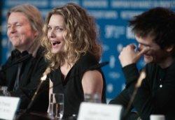Michelle Pfeiffer durante la conferenza stampa di Cheri
