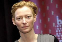 Tilda Swinton, presidente della giuria del Festival di Berlino