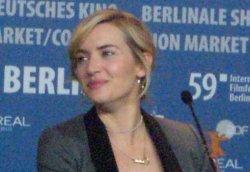 Kate Winslet durante la conferenza stampa di The Reader