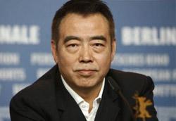 Chen Kaige durante la conferenza stampa di Forever Enthralled