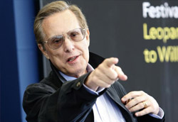 William Friedkin a Locarno per ricevere il Pardo d'Onore
