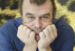 Pippo Delbono, autore del documentario La paura