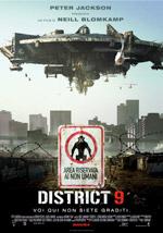 District 9 - Una clip: L'arrivo dell'astronave