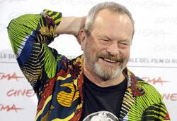 Terry Gilliam presenta il suo Parnassus - L'uomo che voleva ingannare il diavolo
