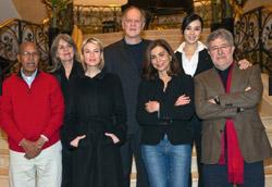 L'intera giuria del festival ritratta dopo la conferenza stampa