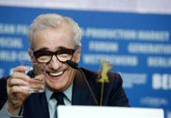 Martin Scorsese durante la conferenza stampa di Shutter Island