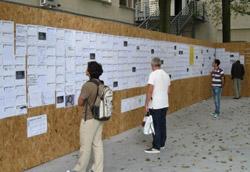 Ridateci i soldi: il muro di messaggi creato da Gianni Ippoliti