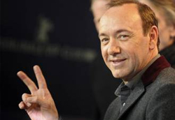 Kevin Spacey a Berlino