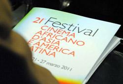 Al via il 21° Festival del Cinema Africano