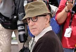 Woody Allen in arrivo sulla Croisette