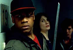 Una scena da <i>Attack the Block</i>