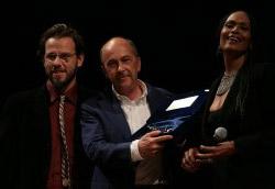 La premiazione di Andrea Segre