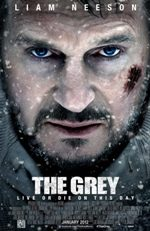 The Grey locandina